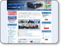 当店MAZPARTS Webサイト