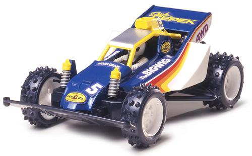 おもちゃのロータリーエンジンで10,000rpmを目指す