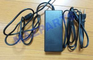 自作12V電源 パソコン用ACアダプタ