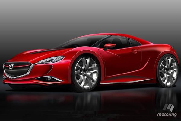 【速報!】次期ロータリー車は「RX-7」の名称で2017年、東京モーターショーにて発表!