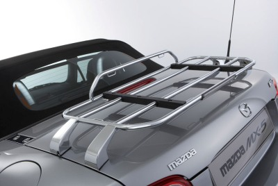 MX-5 Trunk lid carrier