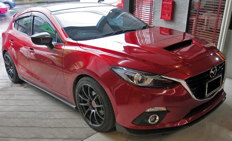 アクセラ Mazda3 マツダ車専門・輸入 Amp オリジナルパーツ販売 Mazparts Official Blog