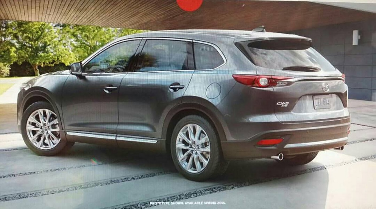 Mazda Cx 6 >> 今週発表の新型CX-9、印刷物からのリーク、きた!? | マツダ車専門・輸入&オリジナルパーツ販売 MAZPARTS ...