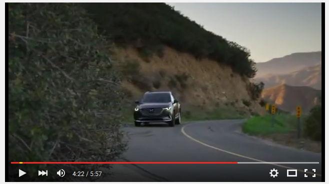 CX-9 走行動画