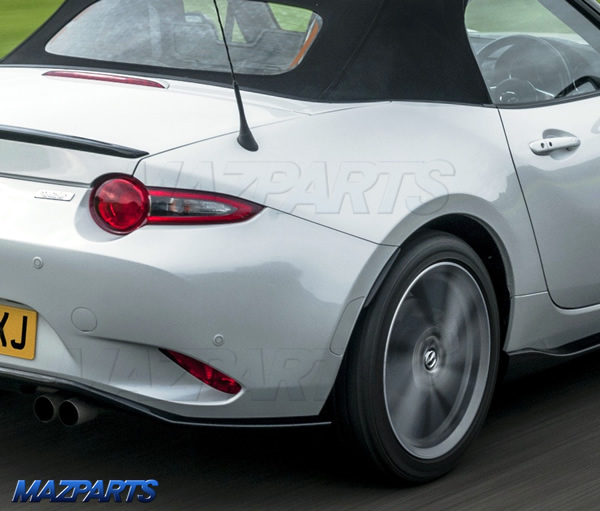 DJデミオ、CX-3、NDロードスターのリアフォグランプ発売開始!車検対応点灯キットは後日・・・