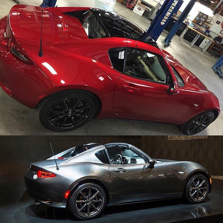 ロードスターRFネタ2本。ソウルレッドの車両画像ご紹介&販売価格がカナダで発表に