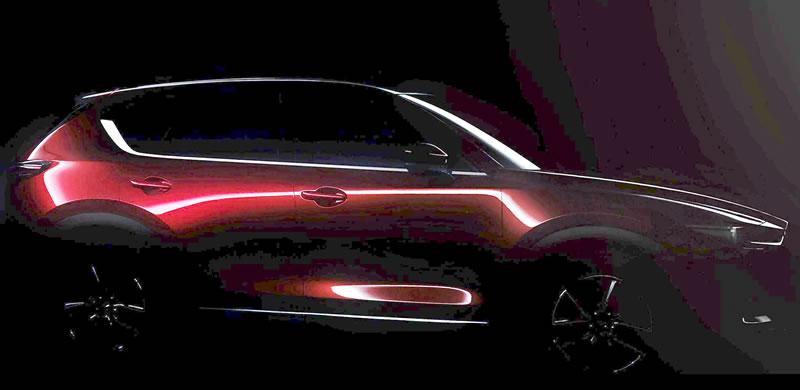 「次期CX-5をLAオートショーで発表」を正式発表(ややこしい)