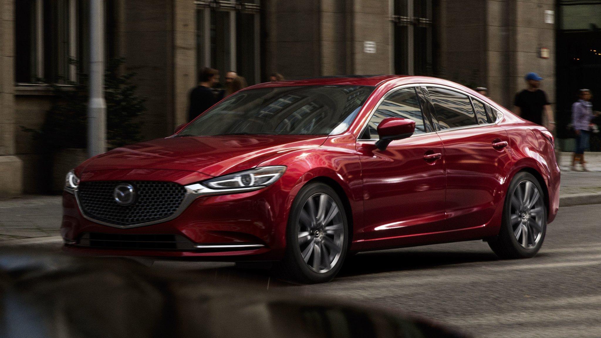 新型Mazda6/アテンザ発表! 2017.11.30@LA AutoShow