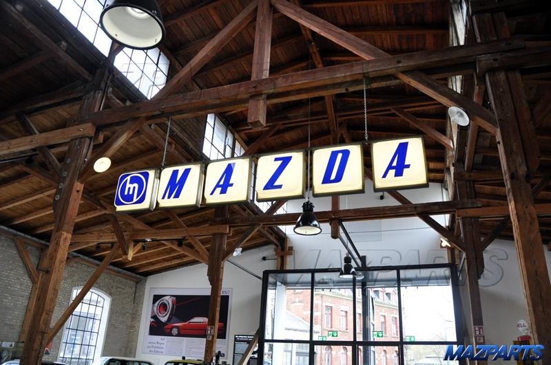 世界に2つしかないマツダ公式ミュージアムの一つ、ドイツ・アウクスブルクにあるMazda Classic – Automobil Museum Freyに行ってきた。動画でバーチャルツアーもできますよ~
